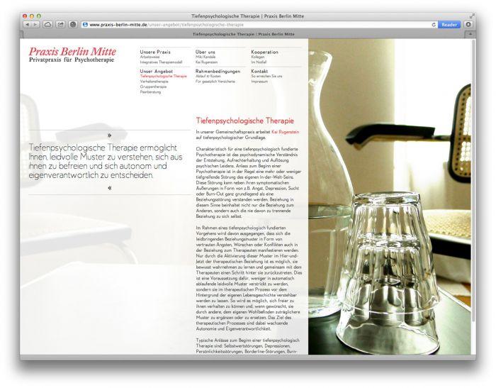 abenteuerdesign for Praxis Berlin Mitte | Praxis Berlin Mitte