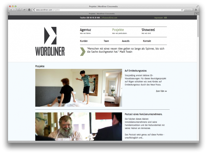 abenteuerdesign for Wordliner | Wordliner