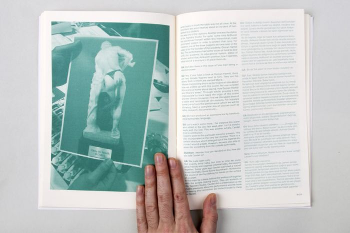 abenteuerdesign for Stiftung Mercator – Tandem Projekt | Expanded Art School