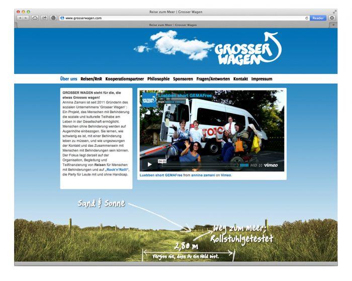 abenteuerdesign for Grosser Wagen | Grosser Wagen