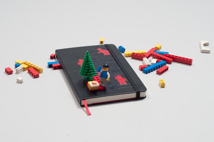 abenteuerdesign for Moleskine | Moleskine: Lego Special Edition