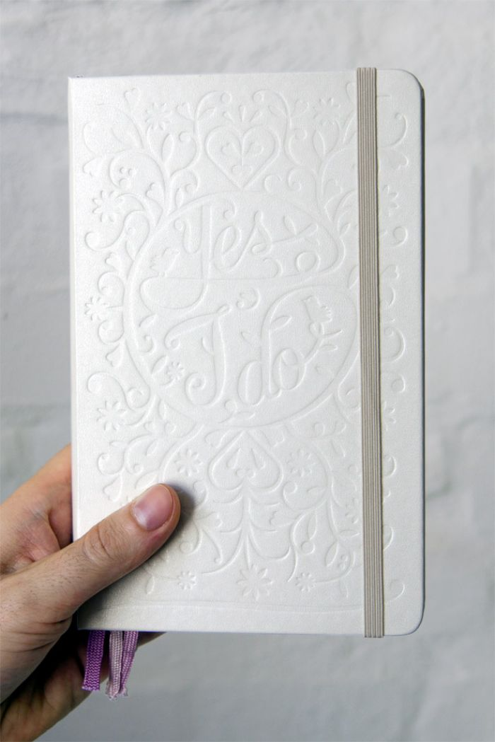 abenteuerdesign for Moleskine | Moleskine: Wedding Passion Notebook